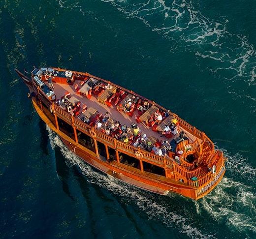 Dubai Creek Guided Cruise Discount