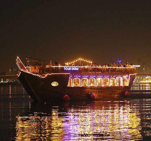 Dubai Marina Sightseeing Cruise Discount